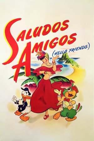 Poster: Saludos Amigos