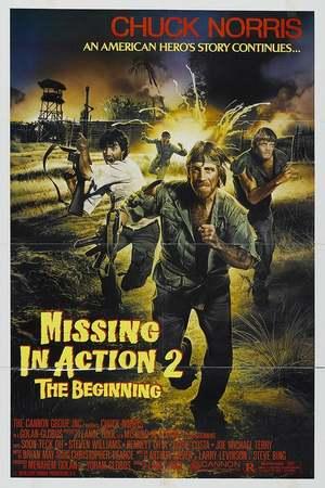 Poster: Missing in Action 2 - Die Rückkehr