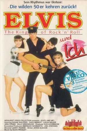 Poster: Mein Leben mit Elvis