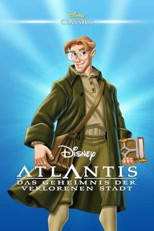 Poster: Atlantis - Das Geheimnis der verlorenen Stadt