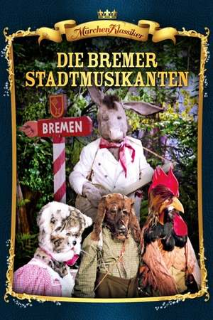 Poster: Die Bremer Stadtmusikanten