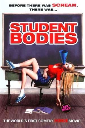 Poster: Was macht der Tote auf der Wäscheleine?