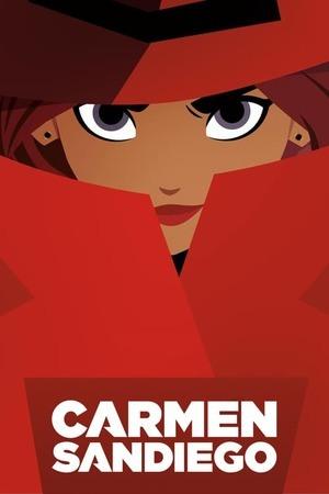 Poster: Carmen Sandiego
