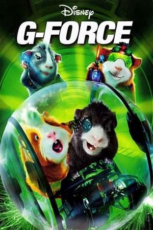 Poster: G-Force - Agenten mit Biss