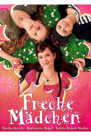 Poster: Freche Mädchen