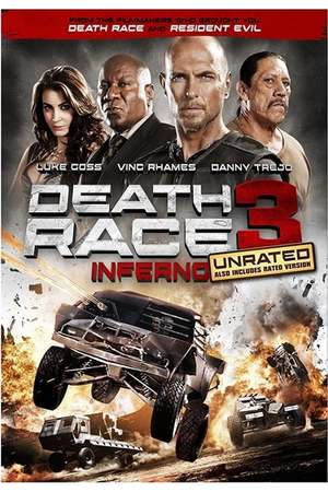 Poster: Death Race: Inferno
