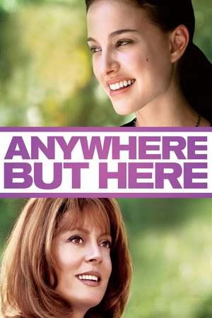 Poster: Überall, nur nicht hier