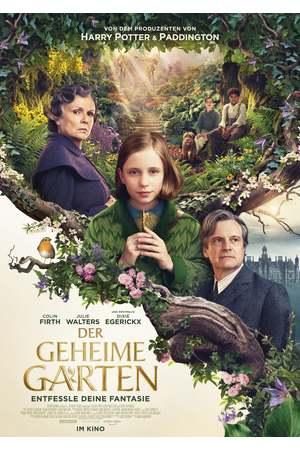 Poster: Der geheime Garten