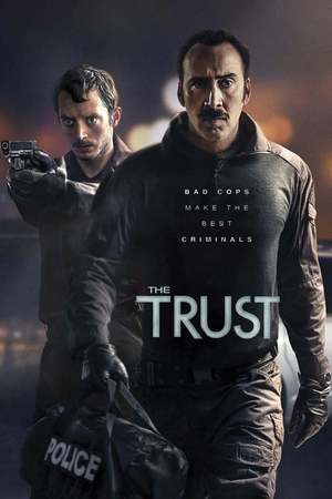 Poster: The Trust: Big Trouble in Sin City