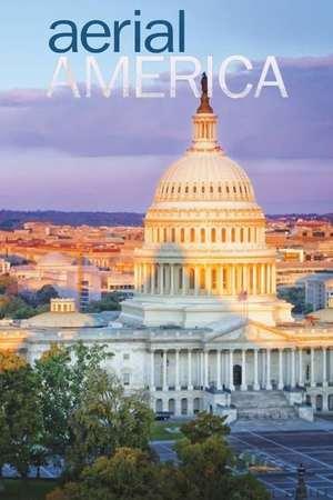 Poster: Amerika von oben