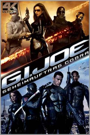 Poster: G.I. Joe - Geheimauftrag Cobra