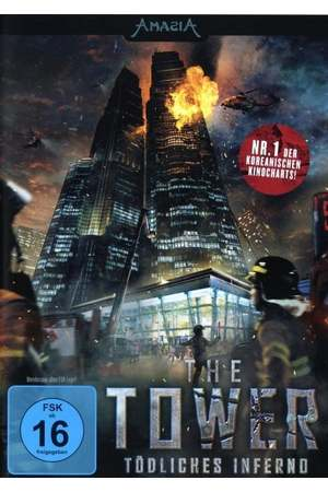 Poster: The Tower - Tödliches Inferno