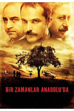 Poster: Once Upon a Time in Anatolia