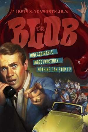 Poster: Blob - Schrecken ohne Namen