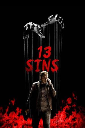 Poster: 13 Sins - Spiel des Todes