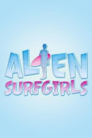 Poster: Alien Surfgirls