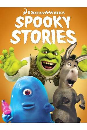 Poster: Dreamworks Spooky Stories