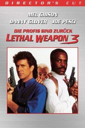 Poster: Lethal Weapon 3 - Die Profis sind zurück