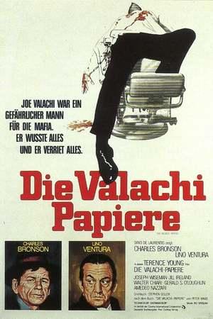 Poster: Die Valachi Papiere