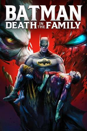 Poster: Batman: Death in the Family