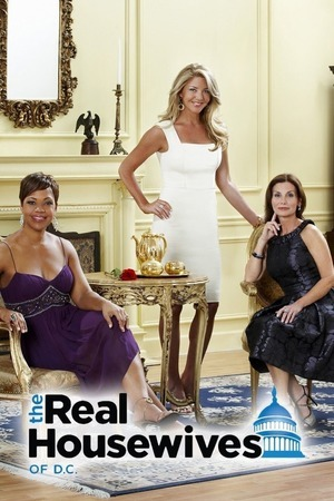 Poster: The Real Housewives of D.C.