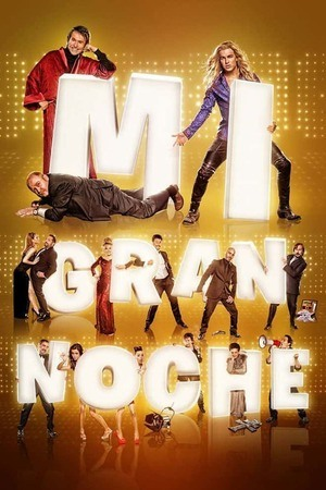 Poster: My Big Night