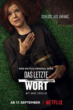 Poster: Das letzte Wort