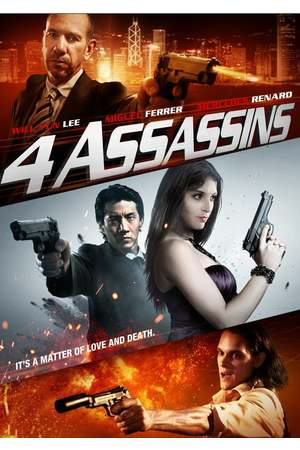 Poster: 4 Assassins