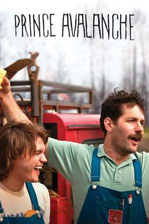 Poster: Prince Avalanche