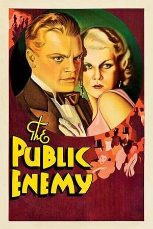 Poster: Der öffentliche Feind