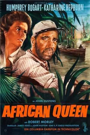 Poster: African Queen