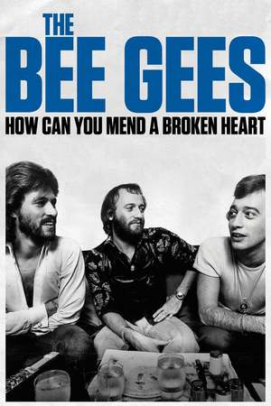 Poster: The Bee Gees: How Can You Mend a Broken Heart