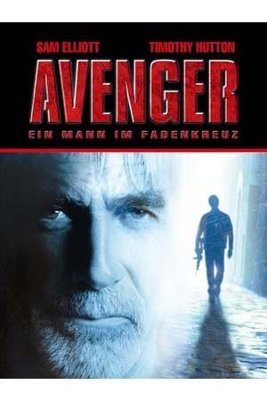 Poster: Avenger - Ein Mann im Fadenkreuz