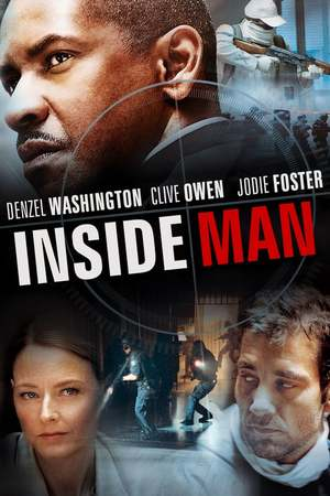 Poster: Inside Man