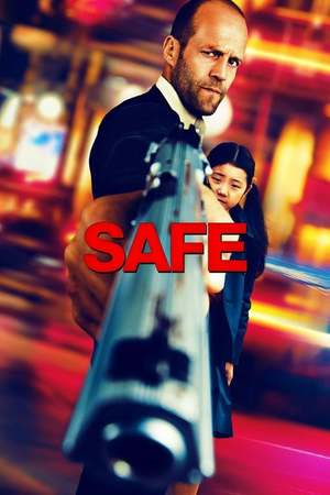 Poster: Safe - Todsicher