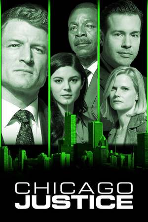 Poster: Chicago Justice