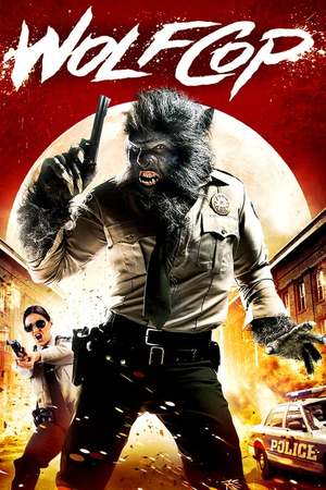 Poster: WolfCop