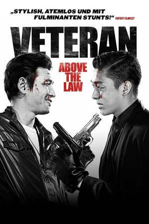 Poster: Veteran - Above the Law