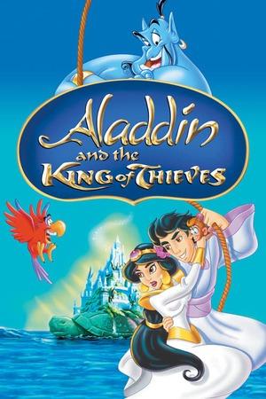 Poster: Aladdin und der König der Diebe