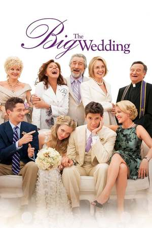 Poster: The Big Wedding