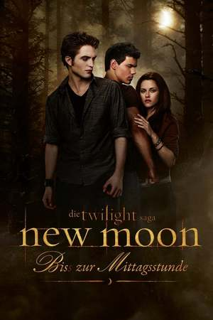 Poster: New Moon - Biss zur Mittagsstunde