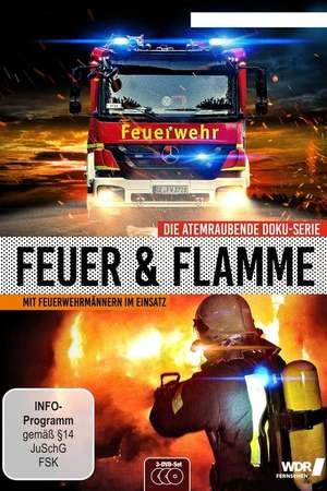 Poster: Feuer & Flamme – Mit Feuerwehrmännern im Einsatz