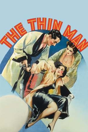 Poster: Der Dünne Mann