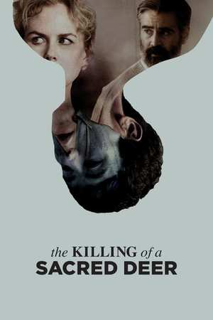Poster: The Killing of a Sacred Deer