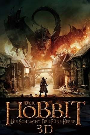 Poster: Der Hobbit: Die Schlacht der Fünf Heere