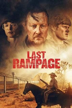Poster: Last Rampage - Der Ausbruch des Gary Tison