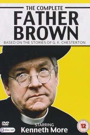 Poster: Father Brown