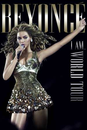 Poster: Beyoncé - I Am... World Tour