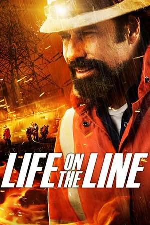 Poster: Der Sturm - Life on the Line