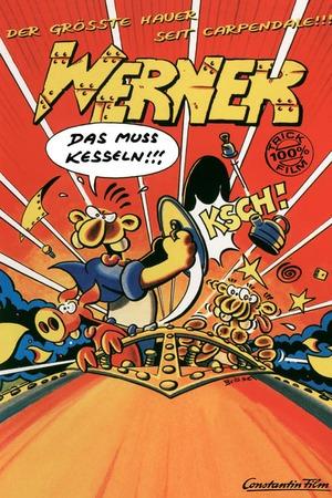 Poster: Werner - Das muss kesseln!!!